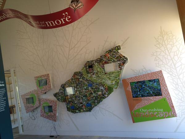 Westonbirt Arboretum exhibits
