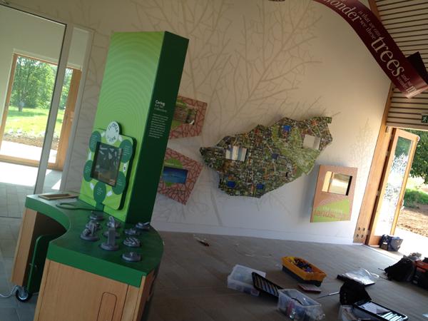 Westonbirt Arboretum exhibit 2
