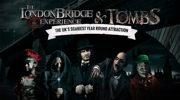 London Bridge Scare Attracttion