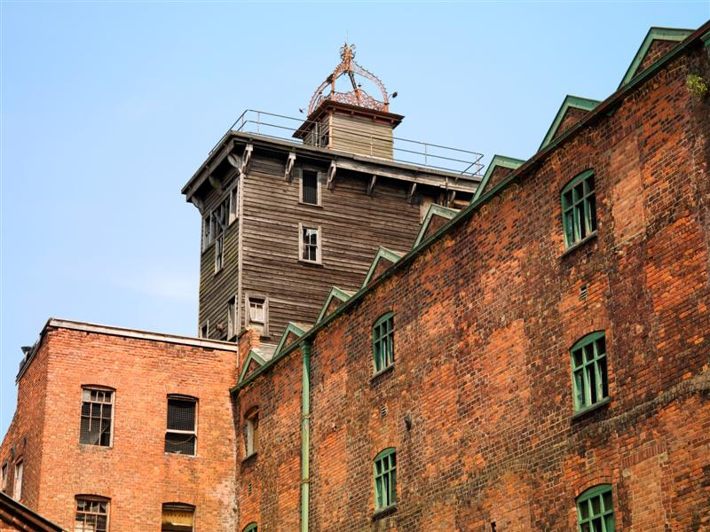 Shrewsbury Flax Mill Maltings