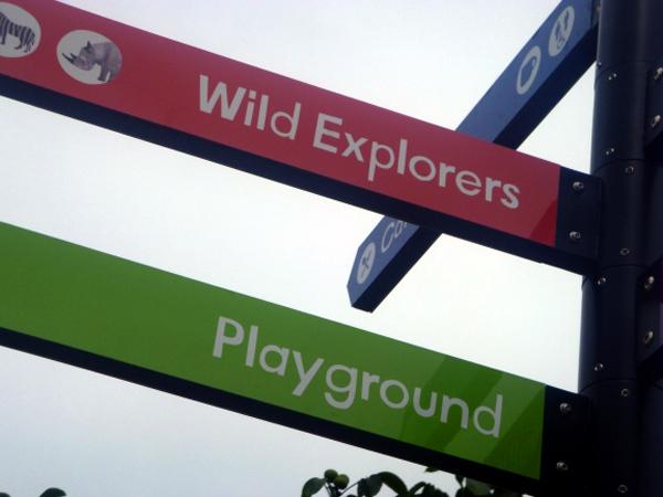 Wild Explorers Marwell Zoo
