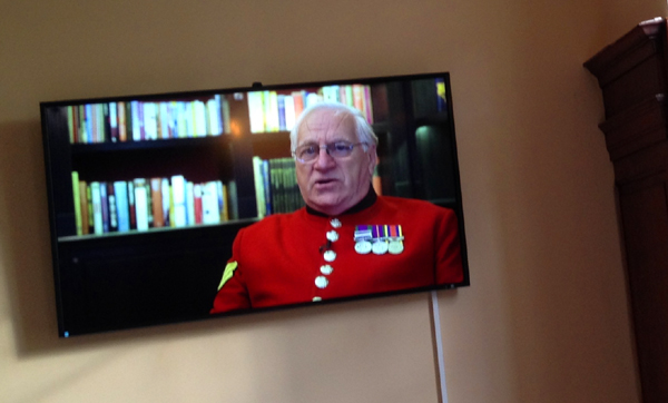 Royal Chelsea Hospital video